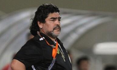 Diego Maradona (flickr.com/Doha Stadium Plus Qatar)