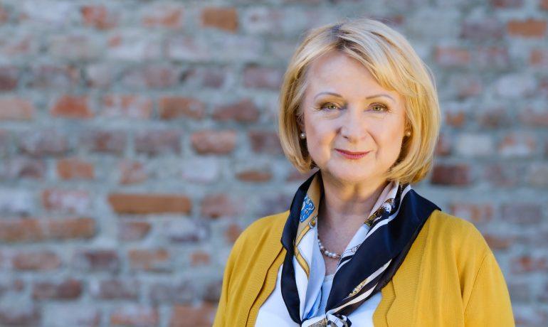 Senátorka Jitka Seitlová (KDU-ČSL)  (Jitka Seitlová)