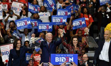Prezidentská kampaň Joea Bidena (Joe Biden campaign)