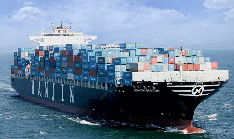 Kontejnerová loď čínského dopravce, ilustrační snímek (Port Technology)