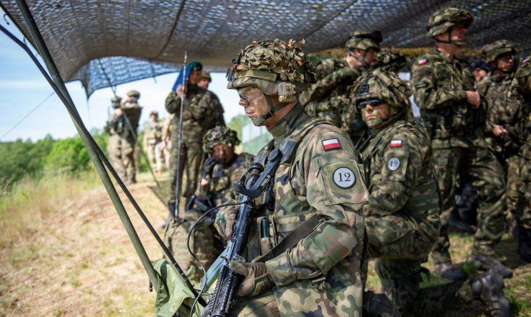 Polsko se díky své plnohodnotné armádě stalo vojenskou mocností (www.wojsko-polskie.pl)
