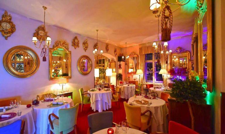 Restaurant Rio's v Praze na Vyšehradě  (riorestaurant.cz)