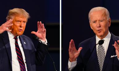 Trump vs. Biden - co znamená trumpismus pro Republikánskou stranu a americkou demokracii? (profimedia.cz)