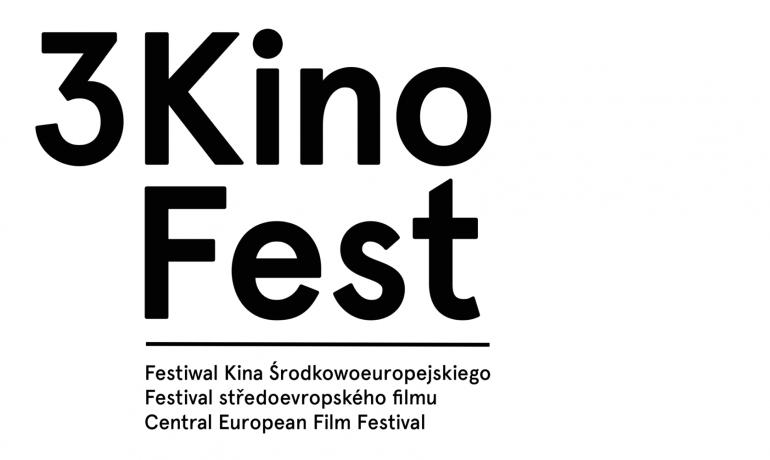 Logo 3Kino Fest (Web 3Kino.cz)