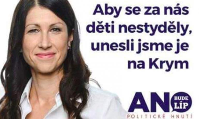 Dita Protopopová (FB)