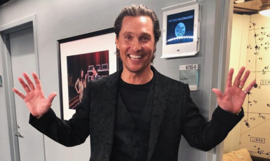 IG @officiallymcconaughey