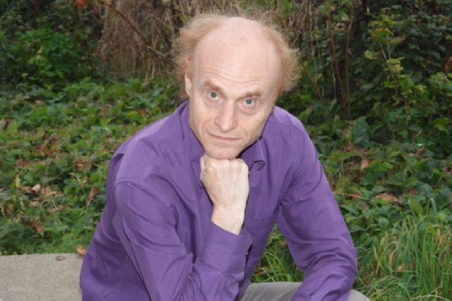 Epidemiolog Jaroslav Flegr. (Epidemiolog Jaroslav Flegr)
