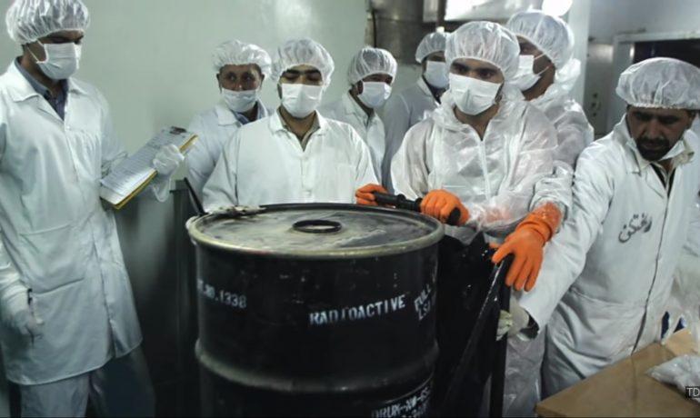 Íránský jaderný výzkum – ilustrační foto (YouTube)