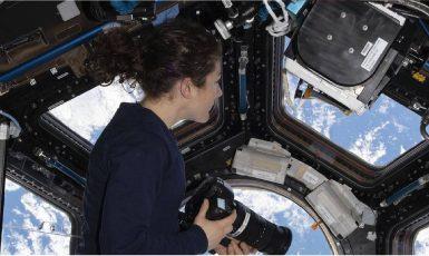 Mezinárodní kosmická stanice. Ilustrační foto. (nasa.gov)