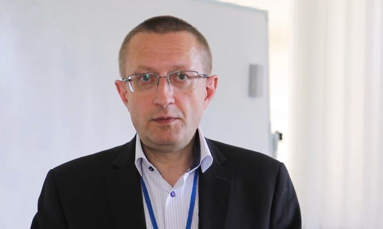 Šéf Ústavu zdravotnických informací a statistiky Ladislav Dušek (YouTube Český statistický úřad)