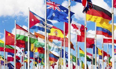 Facebook/World Flags