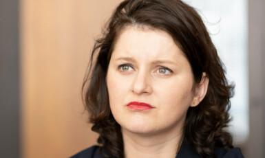 Místopředsedkyně ČSSD Jana Maláčová (ČTK)