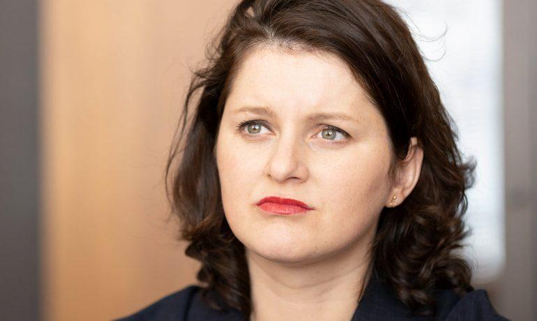 Ministryně práce a místopředsedkyně ČSSD Jana Maláčová (ČTK)