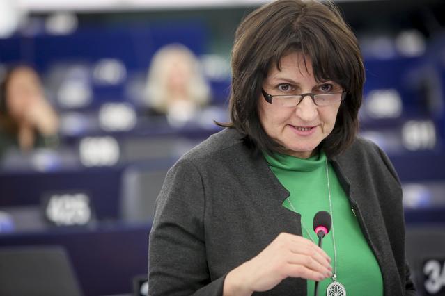 Europoslankyně Michaela Šojdrová (Evropská unie)