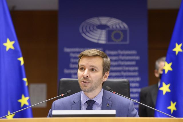 Marcel Kolaja (Evropská unie)