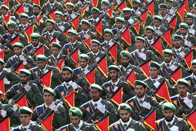 Al-Kuds čili íránské Jeruzalémské jednotky - ozbrojená pěst perského imperialismu (FB)