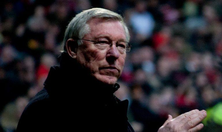 Sir Alex Ferguson (Andrea Sartorati)