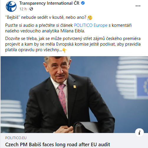 Screenshot Politico.eu
