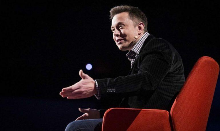 Elon Musk (thetylth.com/James Duncan Davidson)