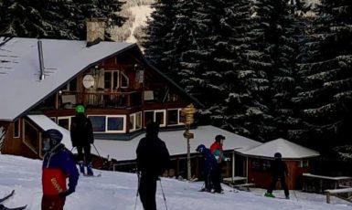 Horská bouda nad Pecí pod Sněžkou (FB)