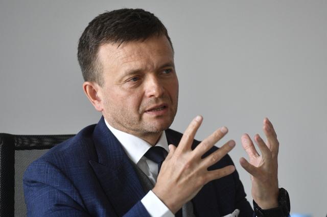Spolumajitel finanční skupiny Penta Jaroslav Haščák (ČTK)
