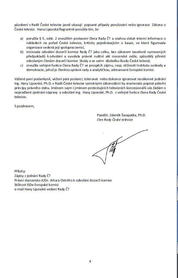 FB Zdeňka Šarapatky