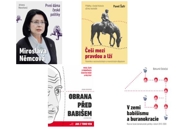 Knihy Free Czech Media (FCM)