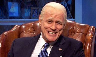 Jim Carrey jako Joe Biden  (IG @jimcarrey__)
