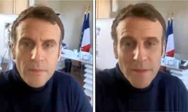 Emmanuel Macron (twitter E. Macrona)
