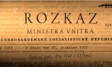 Rozkaz ministra vnitra Obziny o akci Asanace. (Archiv.)
