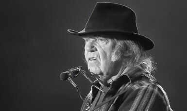 Neil Young (Tore Sætre)