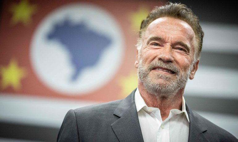 Arnold Schwarzenegger (flickr.com/Governo do Estado de São Paulo)