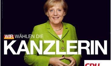 Volební plakát z roku 2009