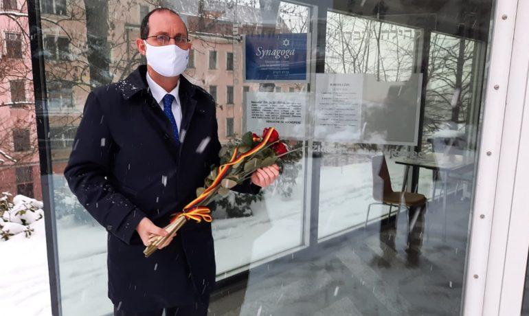 Německý velvyslanec v Praze Christoph Israng  (twitter Christopha Isranga)