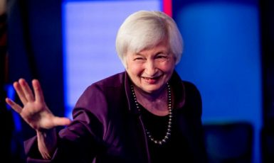 FB Janet Yellen