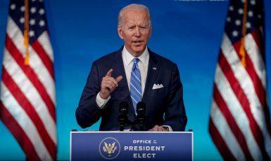 Dnes vstoupí do Bílého domu Joe Biden (FB)