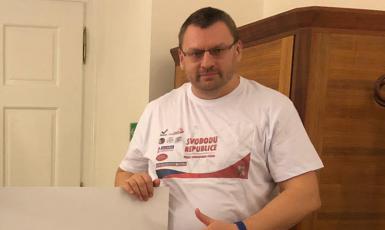 Facebook/Lubomír Volný