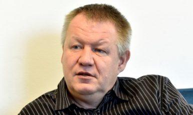 Bývalý ministr zdravotnictví Svatopluk Němeček (ČSSD) (ČTK)