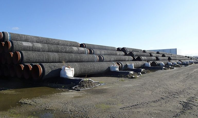 Roury pro Nord Stream II  (Gerd Fahrenhorst)