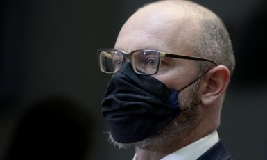 Ministr školství Robert Plaga (za ANO) (ČTK)