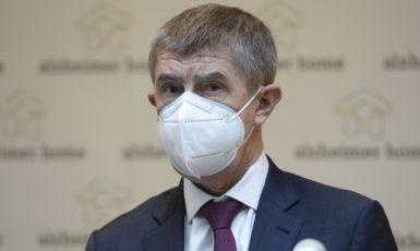 Premiér Andrej Babiš (ANO)  (ČTK)