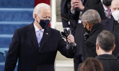 Nový prezident Spojených států Joe Biden (ČTK)