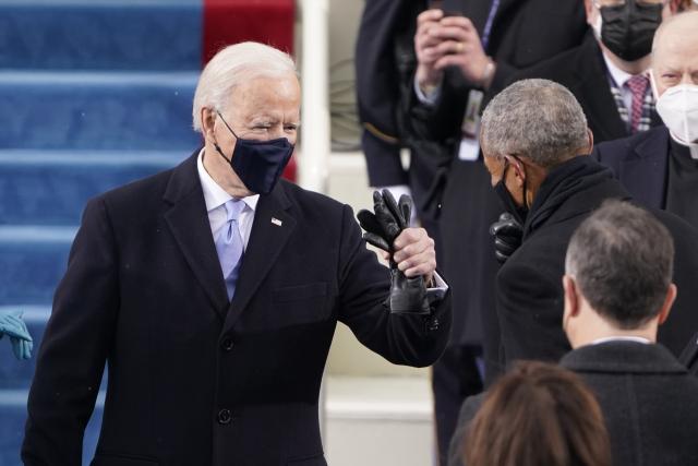 Prezident Spojených států Joe Biden (ČTK)