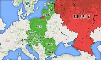 Trojmoří - geostrategický region mezi Baltem, Jadranem a Černým mořem? (FB)