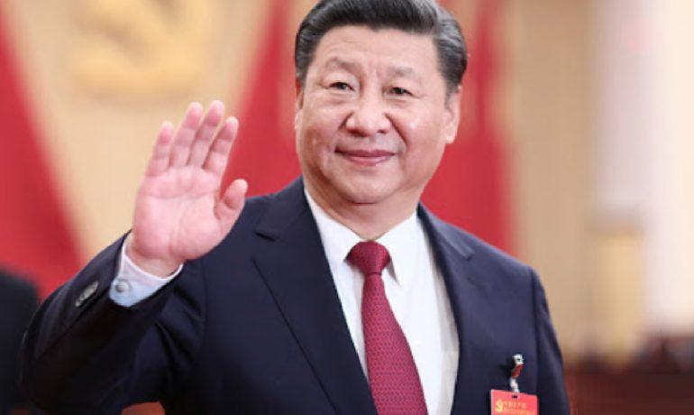 Čínský prezident a šéf komunistické strany Si Ťin-pching. (news.cn)
