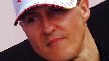Michael Schumacher v roce 2012 (flickr.com)