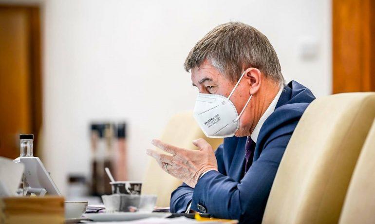 Premiér Andrej Babiš (ANO) (Úřad vlády ČR)