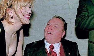 Larry Flynt na fotografii z roku 1997  (ČTK)