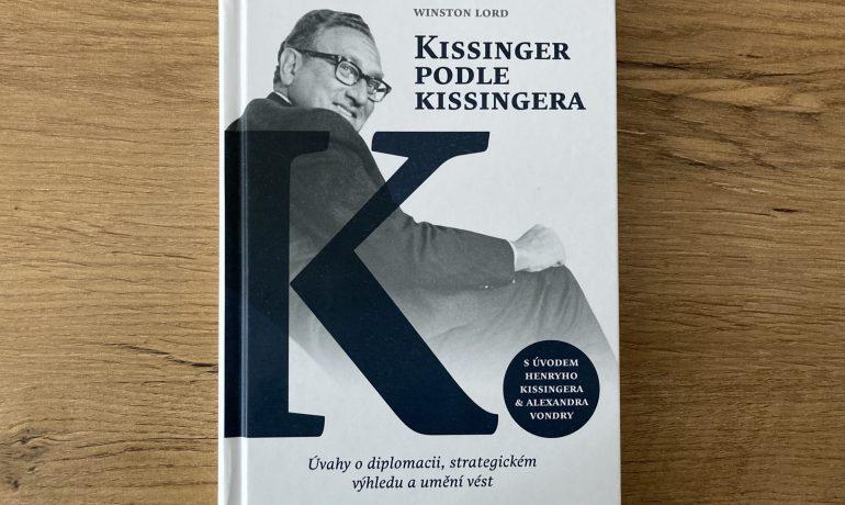 Kissinger podle Kissingera (archiv)