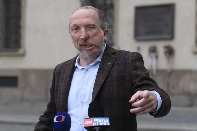 Václav Klaus mladší  (ČTK)